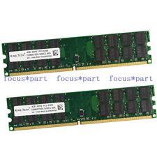 NEW 8GB 2x4GB PC2-5300U DDR2 667MHZ 240pin Desktop Memory ram AMD DIMM