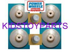 4x Gear #1 First Gears Power Wheels ALL #7R GEARBOXS 25/72 teeth +2x push nut