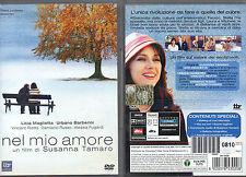 NEL MIO AMORE - DVD (USATO EX RENTAL) SUSANNA TAMARO