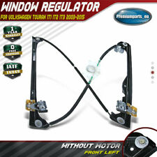 Power Window Regulator w/o Motor for VW Touran 1T1 1T2 1T3 2003-2015 Front Left