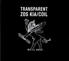 ZOS KIA / COIL Transparent - CD - Digipak (Throbbing Gristle) - Remastered 2017
