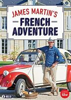 James Martin's French Adventure - Series One (5DVD set) (ITV)