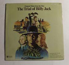ELMER BERNSTEIN The Trial Of Billy Jack OST ABC Rec. ABCD-853 US 1974 M 15B