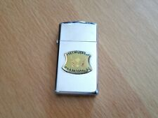 Vintage Zippo lighter from 1983 Ryder Cup America vs Europe Golf VG **