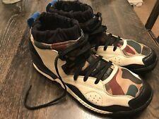NEW $130 Mens Adidas Torsion C.U Shoes Sneakers CAMO US 8 UK 7.5