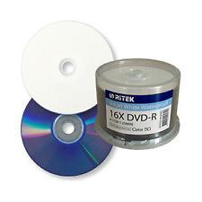 DVD-R Ritek 16x para ordenadores y tablets