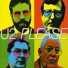Please [EP] by U2 (CD, Sep-1997, Universal Distribution)