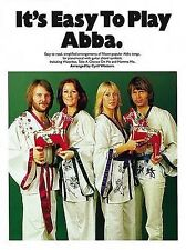 It's Easy to Play  Abba by Cyril Watters (Paperback, 1989) NEW !
