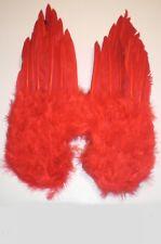 Ala blanco negro o. rojo Ángel Diablo Navidad Halloween Gótico Vuelos de ángel