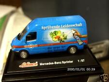 Schuco Mercedes Sprinter Bad Reichenhaller   H0 1:87