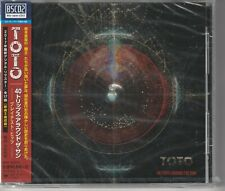 Greatest Hits: 40 Trips Around the Sun Toto Japan Import Blu-Spec CD New Sealed