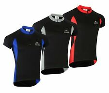 Mens Cycling Jersey Short Sleeve High Quality Breathable Team Bicycle Shirt Top