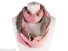 Mehrfarbige Bunte Damen-Schals & -Tücher
