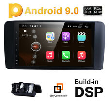 "9"" Big Screen Android 9.0 Car Radio GPS Stereo for Mercedes Benz ML-W164 GL-X164"