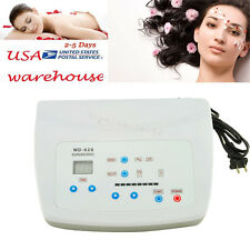 US Ultrasound Facial Body Skin Massager Pain Relief Ultrasonic Device USPS SHIP