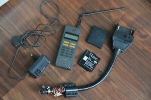 Alcatel SEM 340T C-Netz Telefon Handy + Zubehör