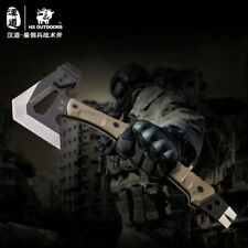 HX Tactical Engineer Axe Rescue Axe Camp Artillery Fire Rescue Axe Hammer surviv