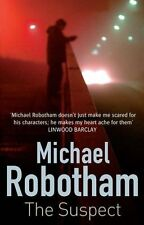 The Suspect,Michael Robotham- 9780751544176