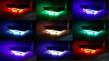 PS3 Kühler RGB LED USB Design Cooler Lüfter18cm Ständer passend für Playstation3