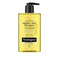 Neutrogena Healthy Skin Boosters Facial Cleanser 9 oz. White Tea and Vitamin E
