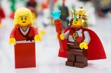 LEGO 9349 - Castle / Kingdoms - Lion King Quarters & The Queen - Mini Figures