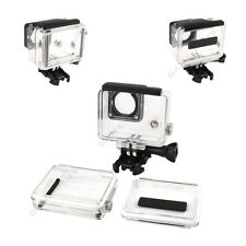 NEW LCD Screen Bacpac Backdoor + Waterproof Housing Shell Case for GoPro Hero 3+