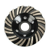 4 Angle Grinding Chain Wheel Concrete Granite Disc Grinder For Grinding Metal