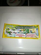 KINDER mouse Doctors DC126 cartina N°1