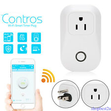 Sonoff S20 Smart Power Socket WiFi 2G/3G/4G RemoteControl Timer Switch Outlet US