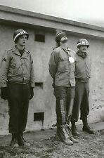 German Spy Firing Squad PHOTO World War 2, Execution, US Army MP Military Police