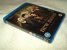 Blu Ray Movie Twilight New Moon
