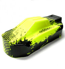BS819-033 1/8 Scale RC Electric EP Buggy Narrow Body Shell Cover Green