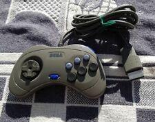 Saturn - Original Controller / Control Pad 2G HSS-0101 #dunkel Grau [Sega]