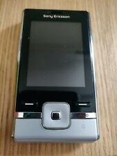 Sony Ericsson T715 Sliver (Unlocked) Mobile Phone