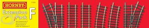 Brand New Hornby 00 Gauge Track Extension Pack F