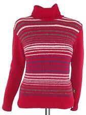 rum   pera maglione donna rosso misto lana made italy taglia s   m small  medium dade18b32faa