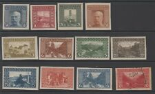 BOSNIA & HERZEGOVINA - 12 stamps - as seen (799)
