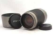 @ Ship in 24 Hrs @ Near Mint! @ Nikon AF Nikkor 70-300mm f4-5.6 G Tele Zoom Lens