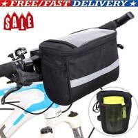 Waterproof Cycling Frame Bag Bicycle Top Tube Bike Large Bags Capacity W4V2