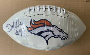 Genuine Denver Broncos Demarcus Ware #94 JSA Certified Autographed NFL Football