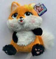 "Enchantimals Flick Fox Plush Soft Adorable Pet 6"" Stuffed Animal"