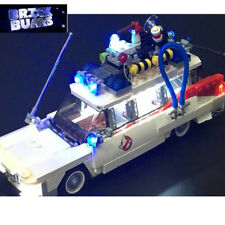 LEGO 21108 BRICKBUMS CUSTOM LIGHT KIT FOR ECTO 1 NEW INCLUDES USB AA POWER PACK