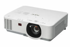 NEC Display P603X Desktop-Projektor 6000ANSI Lumen 3LCD XGA (1024x768) Weiss