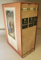 1455 Gutenberg Bible - 1968 Facsimile Brussel & Brussel 3 Volumes Quarto