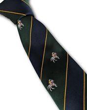 1980s vintage polo a Tema Cravatta da uomo