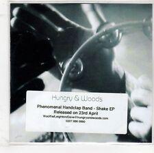(GQ706) Phenomenal Handclap Band, Shake EP - DJ CD