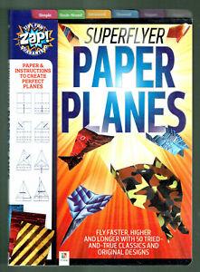 SUPERFLYER, PAPER PLANES, VGC.