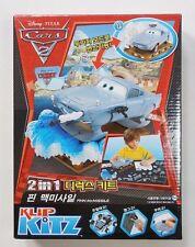 VIVID Disney PIXAR Cars 2 : FINN McMISSILE 2-IN-1 Deluxe Kit Klip Kitz Kit