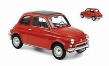 Fiat 500l 1968 Corallo Red 1 18 Norev 187771