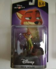 DISNEY INFINITY 3.0 Nick Wilde Character Figure Sealed Fast Shipping Zootopia